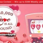 Love And Money Are in The Air This February At Intertops Casino Red