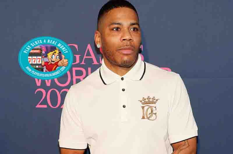 Nelly Ends Up In In Argument With Casino Employee Over Texas Holdem Poker?
