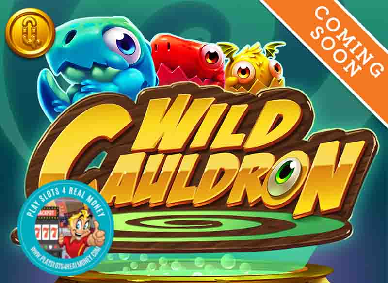 Quickspin Releases Wild Cauldron Slots With A Tumble Sequence, Scatter Symbols & A Free Spin Bonus