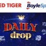 Red Tiger Launches Daily Drop Jackpots Network Gaming Portfolio With BoyleSports