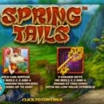 Spring Tails Slots Reviews Betsoft
