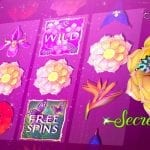 This New Secret Garden Slot Machine Offers Free Spins Bonus Games Comes To Crypto-Only Casino
