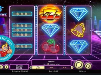 Total Overdrive Slots Review Betsoft