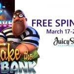 Juicy Stakes Casino & Poker Room Ups The Ante With Free Spins Week On Betsoft Games