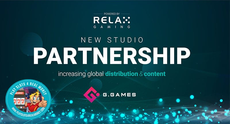 Relax Gaming Strengthens Its Current Distribution Network Offering New Casino Games