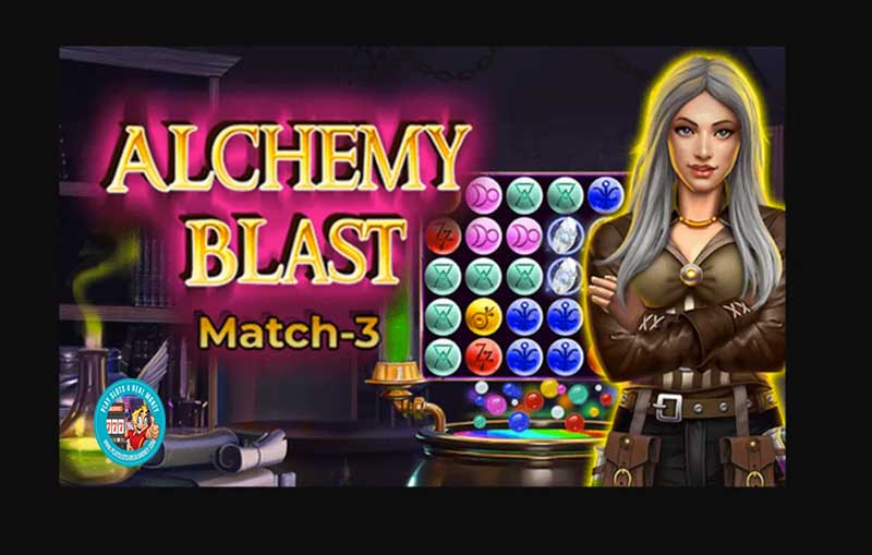 Skillzzgaming Dabbles in Magic Using Microgaming's Content Aggregation With Alchemy Blast