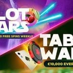 Win Real Cash Money Playing In The New & Improved Las Vegas Slot Tournaments With €10,000 Table Wars and €5,000 Slots Wars