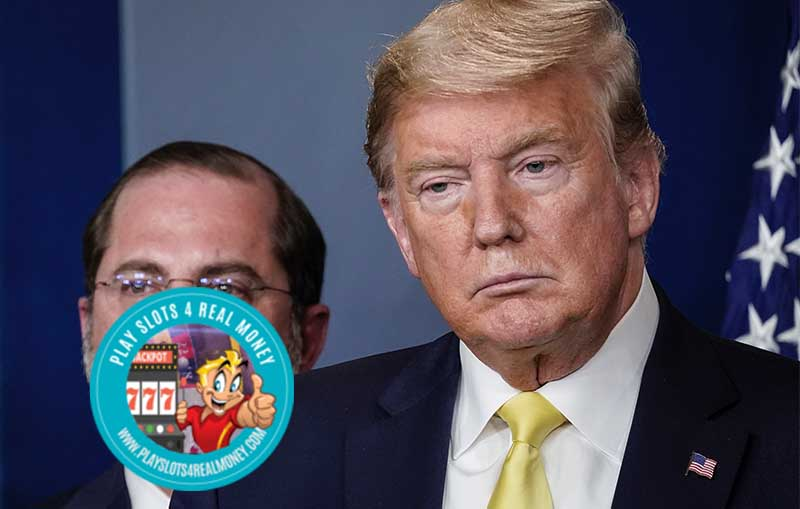 Wuhan Coronavirus In USA Impacts Trump's Online Betting Odds for Reelection