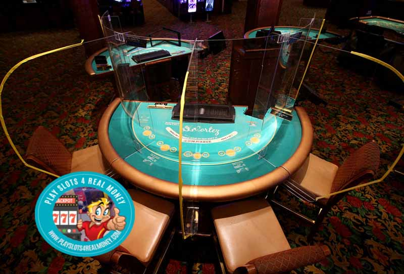 Discover How Safety Shields Help Protect Las Vegas Casino Dealers & Players