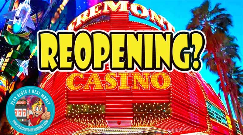 Las Vegas Casinos Offers a Soft Reopening With Plenty of Deals & Discounts