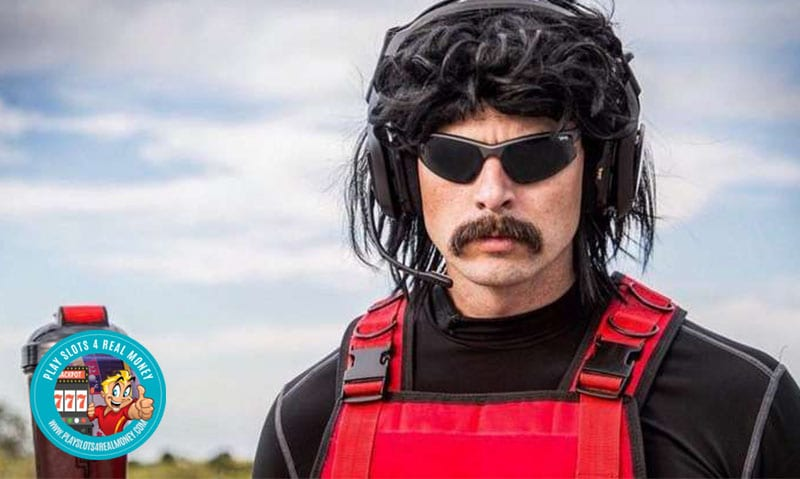 DrDisrespect Wears Out His Welcome With The Twitch Streaming Network