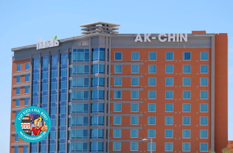 Harrah's Ak-Chin Casino In Arizona Pays Out $40,000 Slots Jackpots