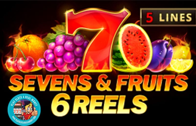 Playson Expands Its Timeless Fruit Slots Portfolio With Sevens Fruits 6 Reels