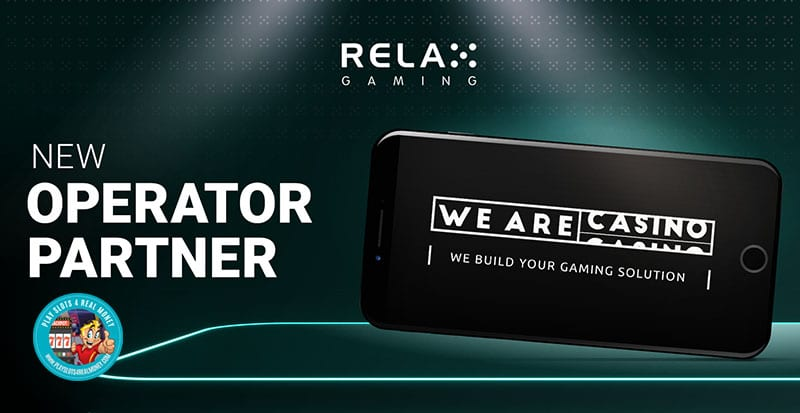 Relax Gaming Brings Its Unique Content To WeAreCasino