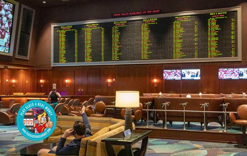 Bellagio Sportsbook Loses Big On Past Post Bets