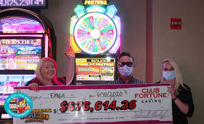Big Downtown Las Vegas Jackpot Winners Are Back At Nevada Casinos As They Reopened For Business