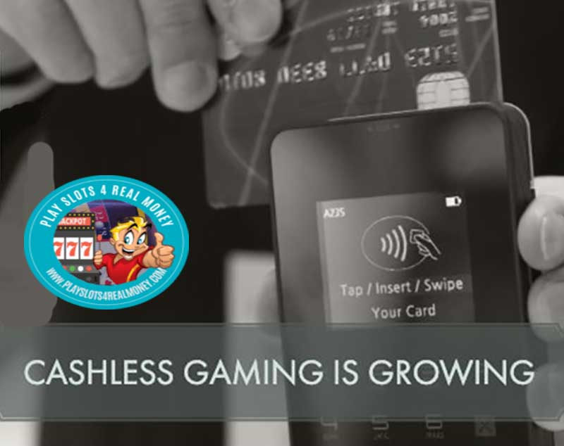 Cashless Gaming in Las Vegas is Gaining Widescale Appeal