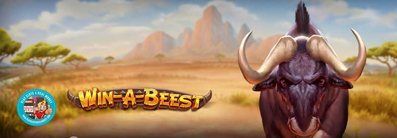 Play'n GO Goes Beest Mode With Latest Casino Slot Machine Game Release