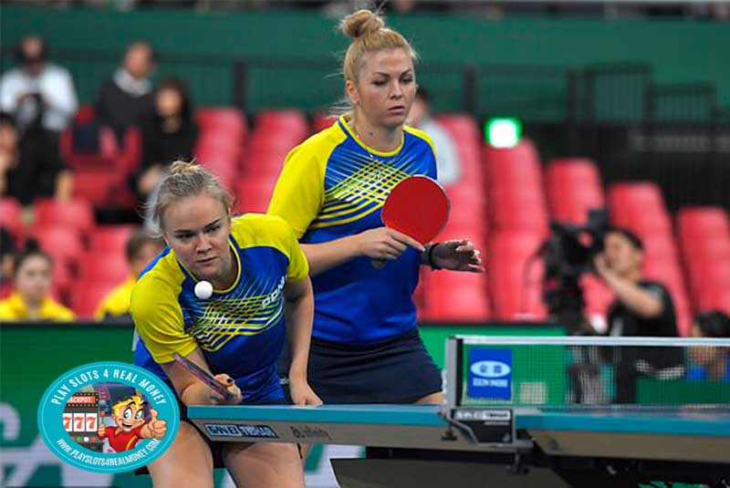 Russian & Ukrainian Ping Pong Comes Off The Online Betting Board in New Jersey