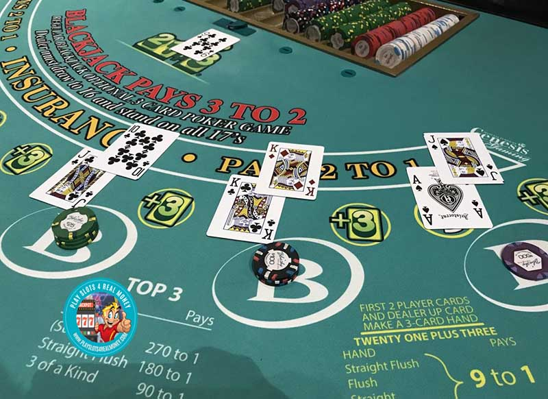 Safety Protocols For Casino Tables Benefit Savvy Blackjack Players That Have The Ability To Count Cards