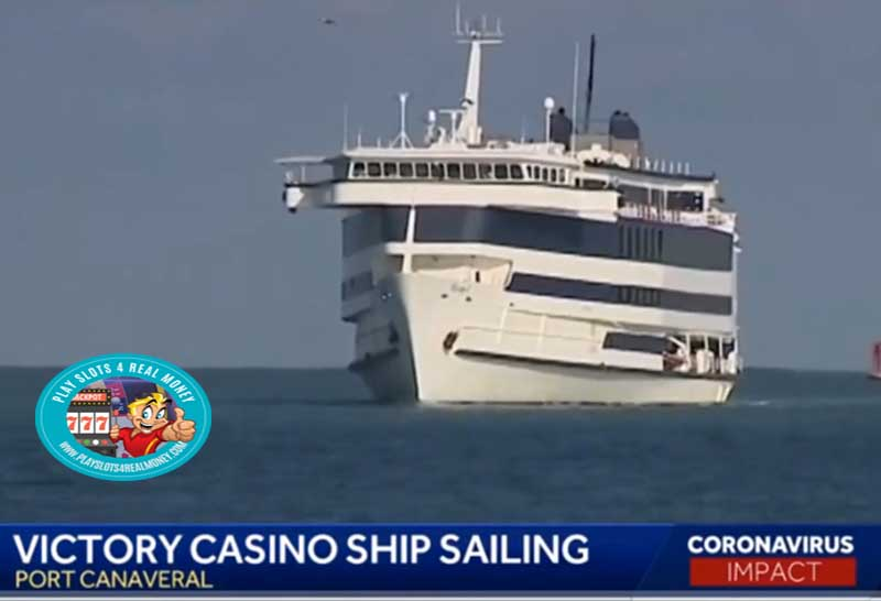 The Riverboat Victory Casino In Florida Is Back At Sea