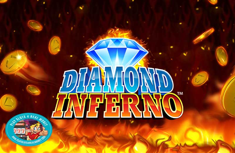 This Summer Gets Even Hotter With Diamond Inferno, Their Latest Microgaming Slot Game Release