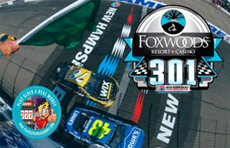 Top Online Betting Picks To Win NASCAR's Foxwoods Resort Casino 301