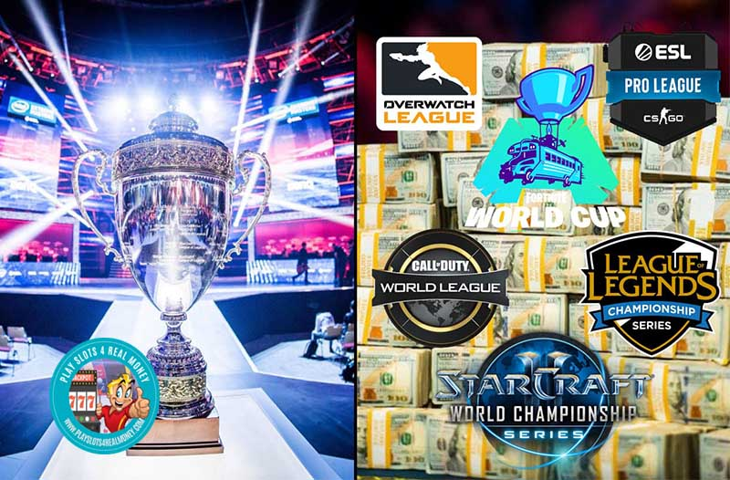 US Tops The List For Total 2020 Prize Money For Esports