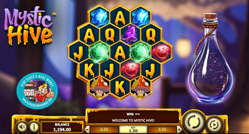 Collect Some Magical Nectar In Betsoft's Latest Slots Release, Mystic Hive