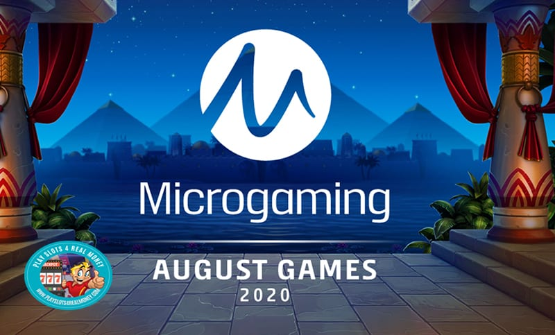 Detailing Microgaming Slots August 2020 Lineup Of New Exclusive Releases
