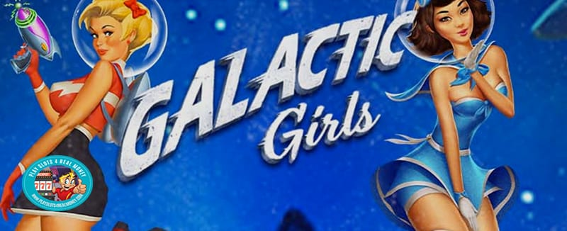 Eyecon Gaming Goes Galactic With Latest Slots Game Release Galactic Girls