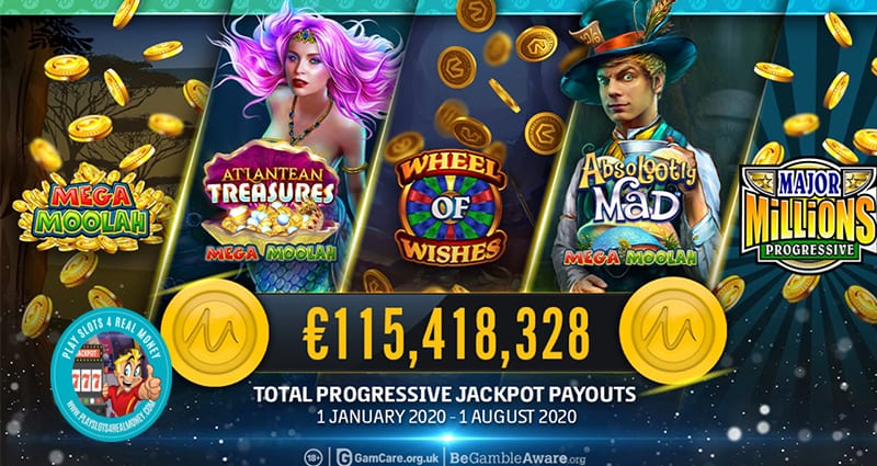 Microgaming's Progressive Jackpot Network Crowns 7 Millionaires in Seven Months