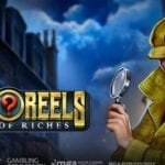 Playn GO Casino Gaming Software Brings Out The Detective In Slot Players With Riddle Reels A Case of Riches
