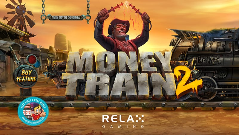 Relax Gaming Goes Big With Their Money Train 2 Slot Machine Game