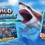 4ThePlayer Offers Shark Infested Waters In Their Latest Slots Release 6 Wild Sharks