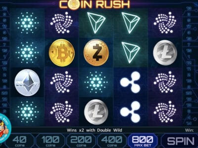 Coin Rush Slots Reviews Bonuses RTP Slotland