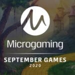 Microgaming Releases September's New Casino Slot Game Lineup