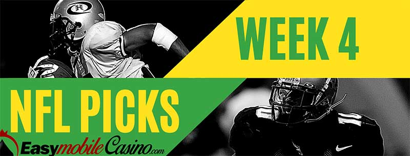 NFL Week 4 Primetime Picks