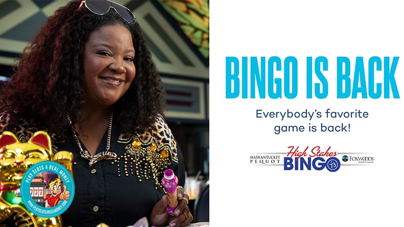 New Bingo Session Times At Foxwoods Casino Resort In Connecticut