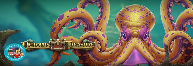See How Multiple Features Combine To Become The Main Attraction As Play'n GO Expands The Entertainment Factor With Octopus Treasures, Their Latest Slot Release