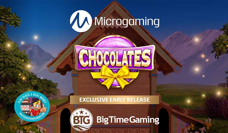 Big Time Gaming And Microgaming Partner On Exclusive Slot Release