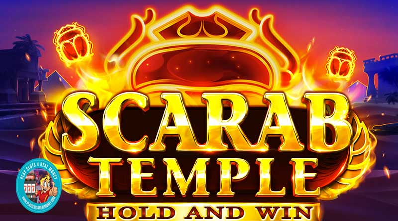 Booongo Releases Scarab Temple Hold and Win Its Latest Slots Game