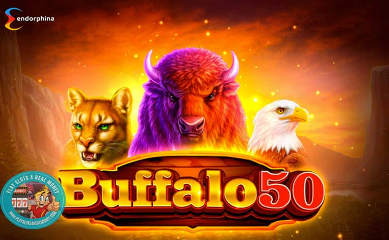 Buffalo 50 Makes Its Debut For Endorphina