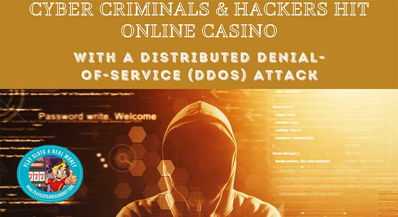 Cybercriminals & Hackers Hit BetOnline Casino With A Distributed Denial-Of-Service (DDoS) Attack