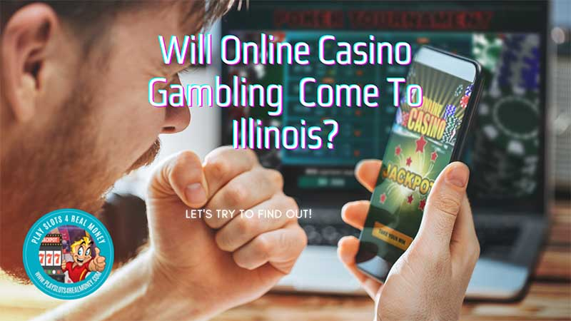 Illinois Lobbyist Pushes For Legal Online Casino Gambling
