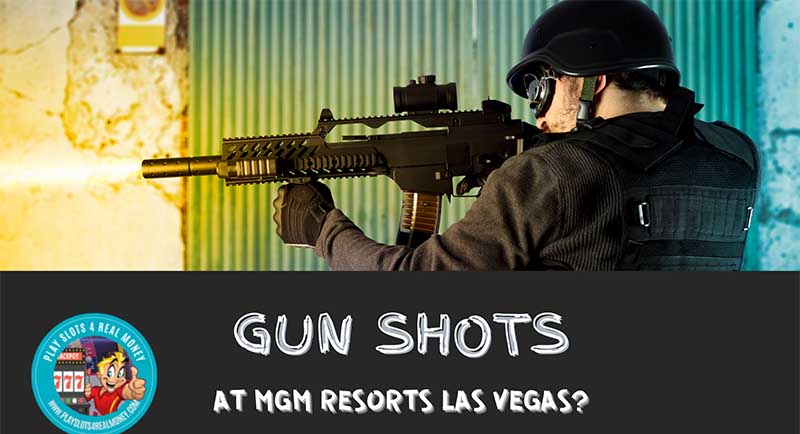 Las Vegas Fight Led To Gunshots At MGM Grand
