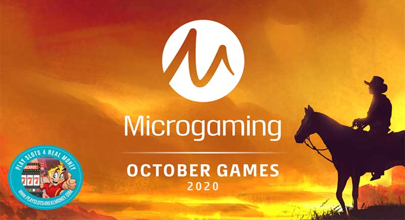 Microgaming Presents An Impressive Lineup Of October Slot Game Releases