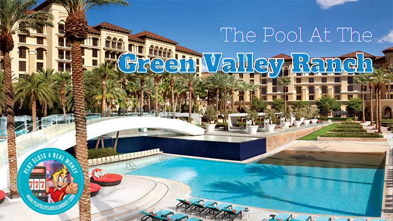 The Pool At The Green Valley Ranch Henderson Nevada