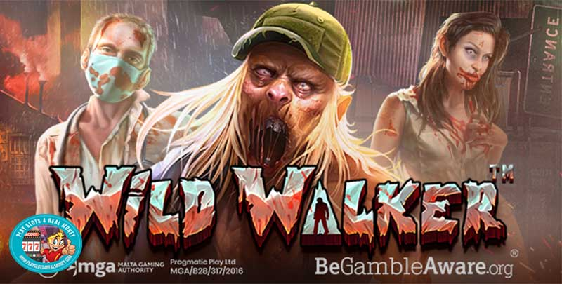 Zombies Run Free In New Pragmatic Play Video Slot Game Wild Walker