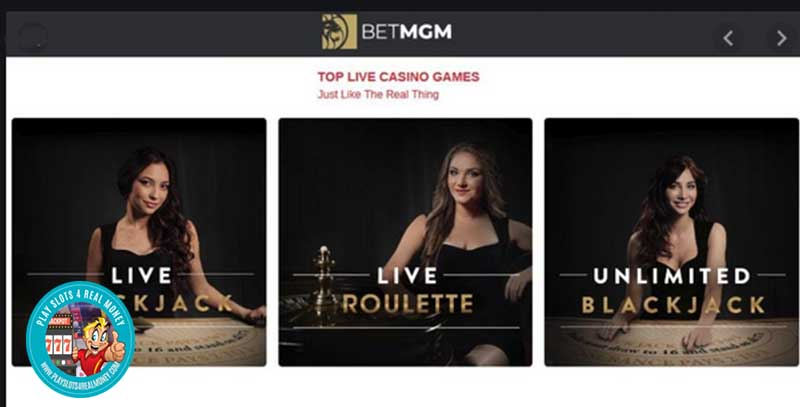 BetMGM App Goes Live In New Jersey With More Live Casino Games